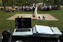 wedding music dj